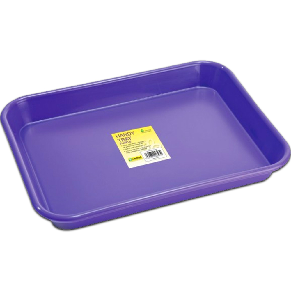 Garland Handy Garden Trays In Various Colours Plastic