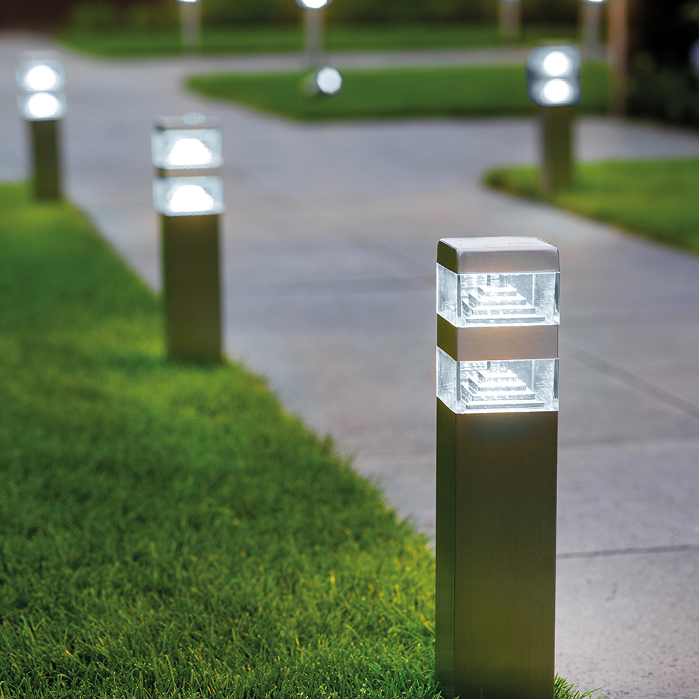 Gardenersdream outdoor led 12v cool white elegant garden for 12v garden lights