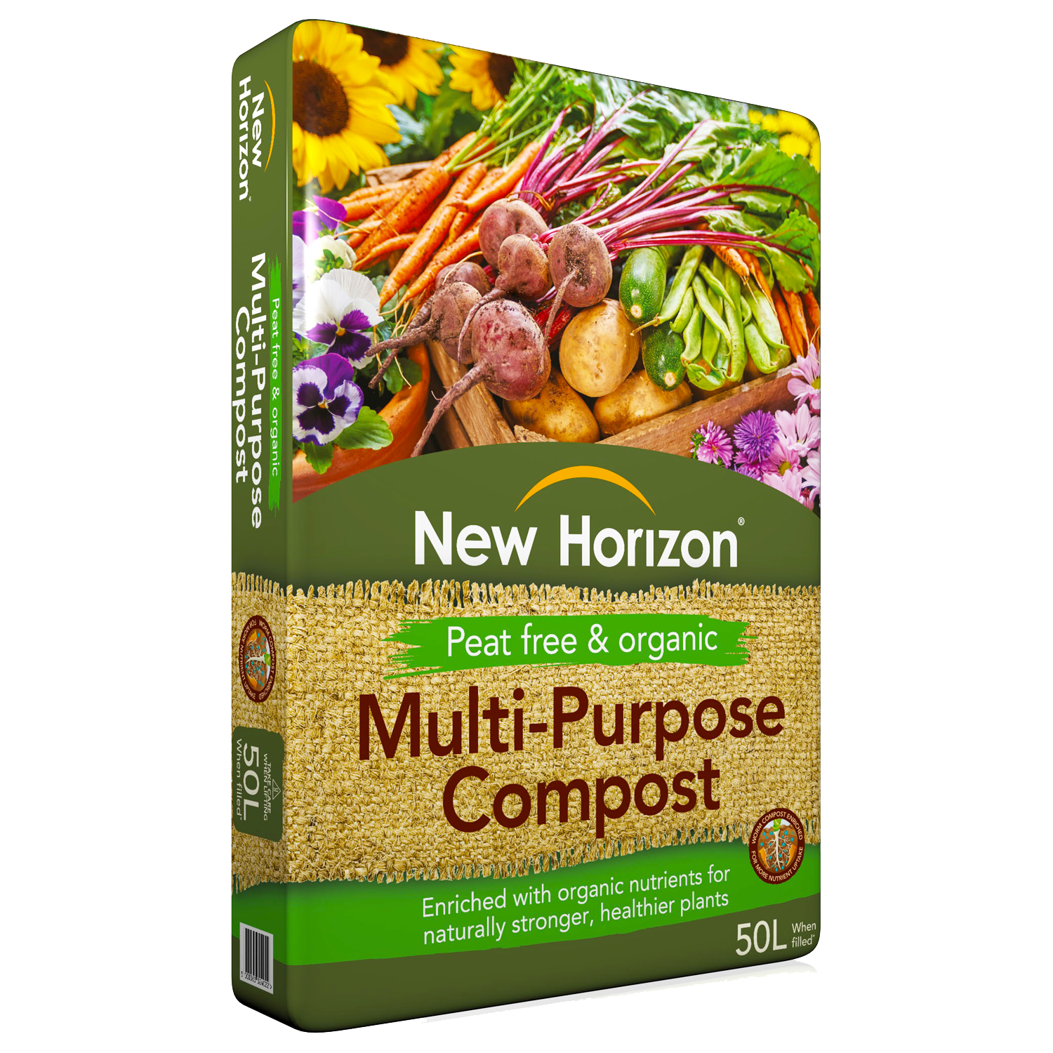 Image for westland multi purpose compost with john innes 50l from - Our Price 10 49