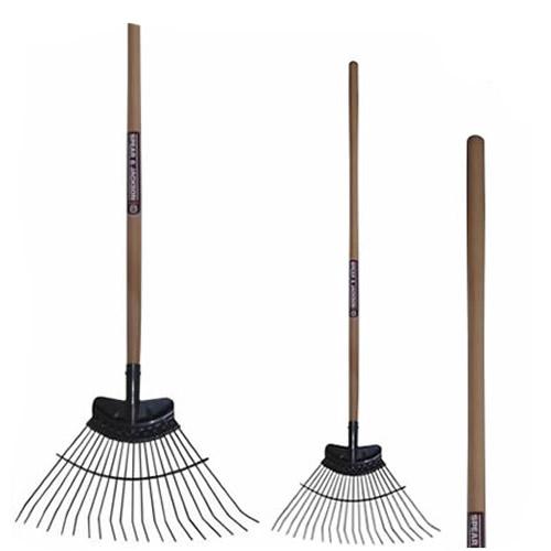 Spear jackson neverbend professional heavy duty lawn for Heavy duty garden rake