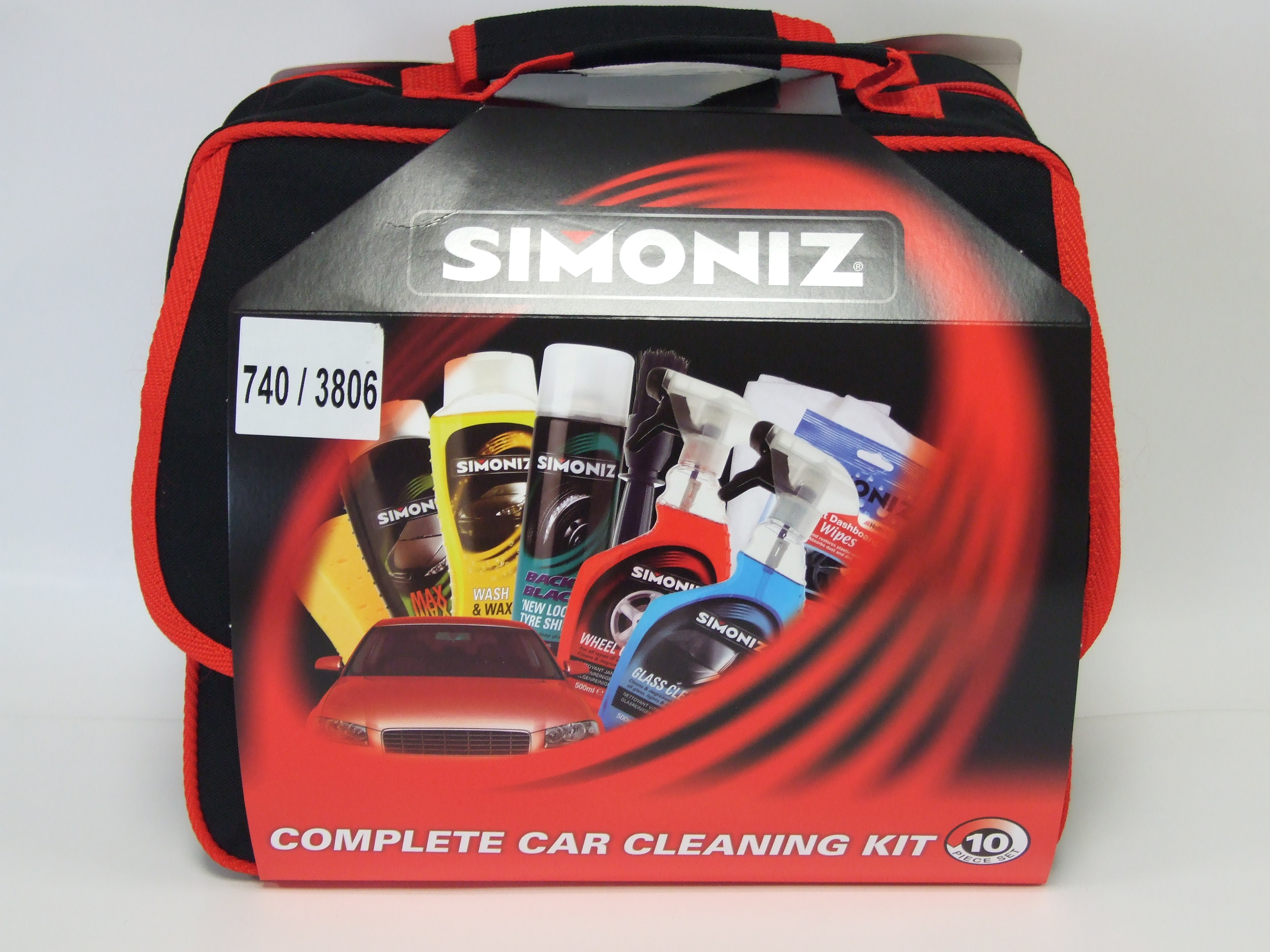 Simoniz Car Cleaning Kit