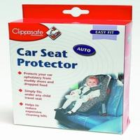 View Item Clippasafe Car Seat Protector Auto Easy Fit [Apparel]