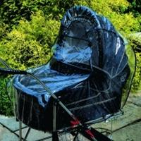 View Item Clippasafe Universal Pram & Carrycot Rain Cover (Large) [Toy]