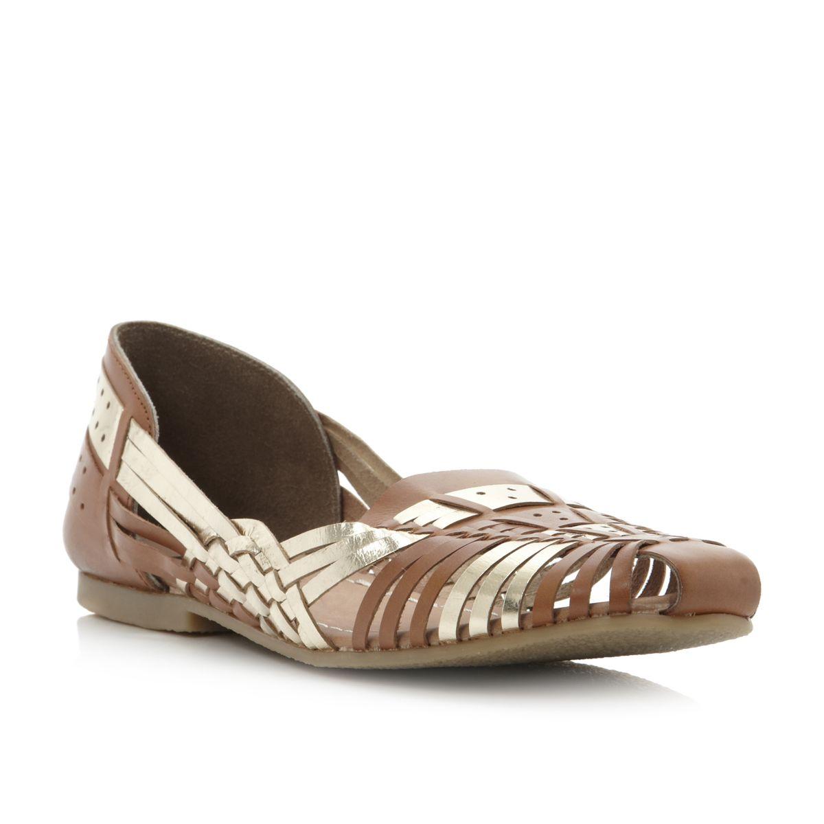 Bertie Flat Shoes