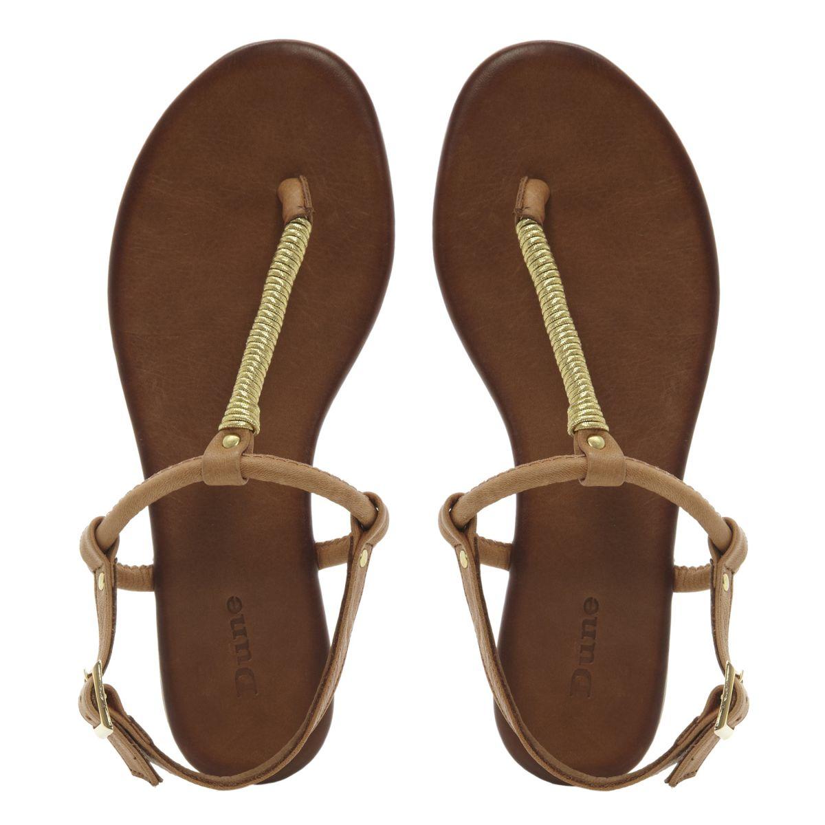Ladies Tbar Flat Shoes