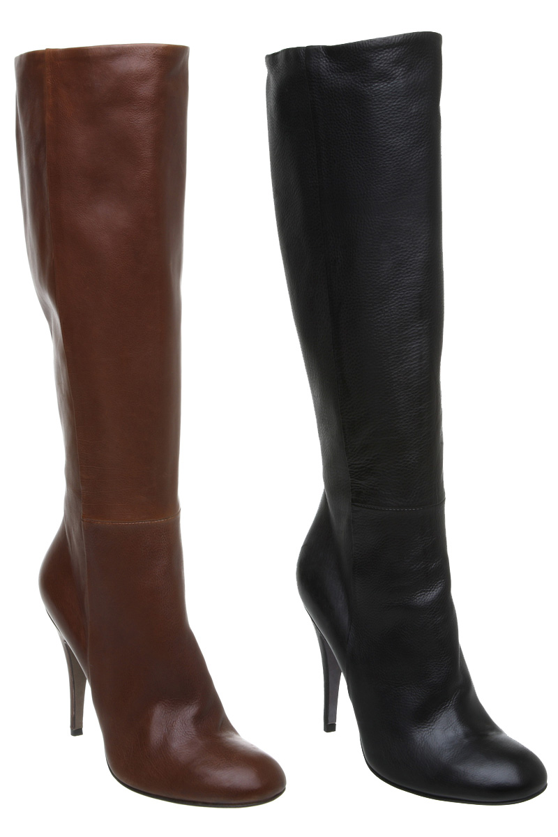New Pied A Terre Womens Realgur Ladies Leather Stiletto