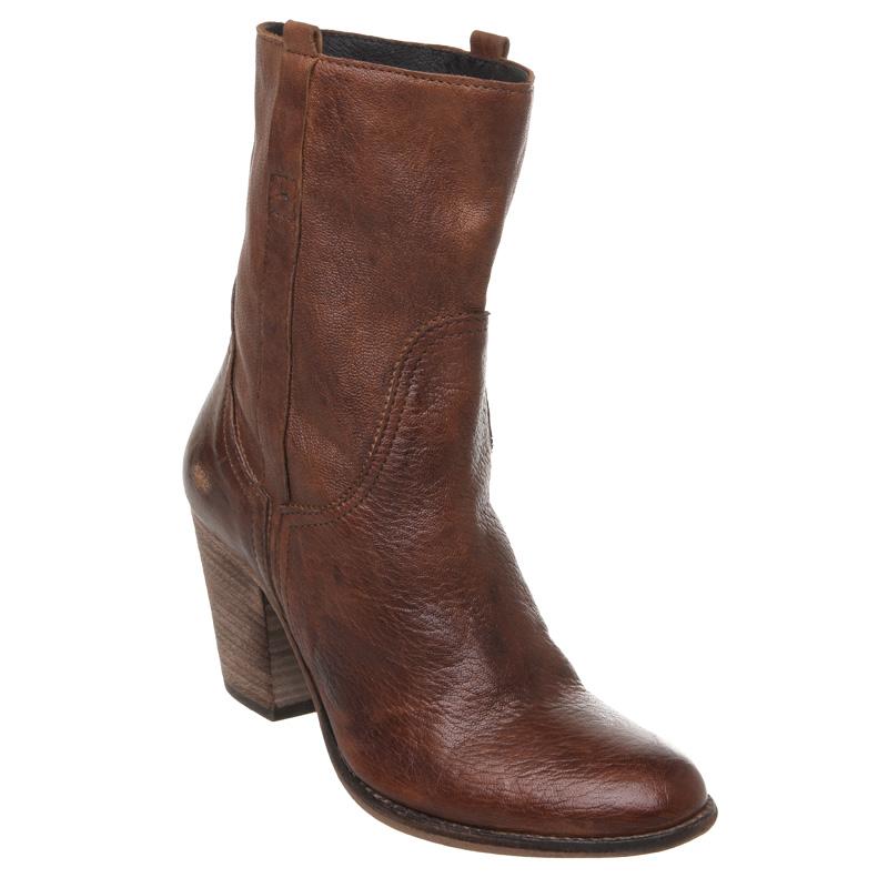 New Pied A Terre Womens Onyx P Ladies Brown Block Heel
