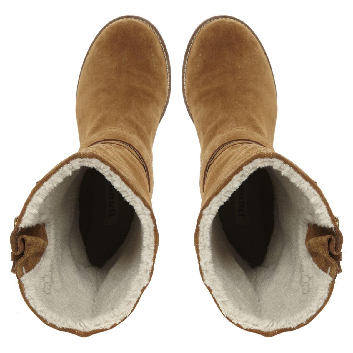Tan Suede Ladies Shoes