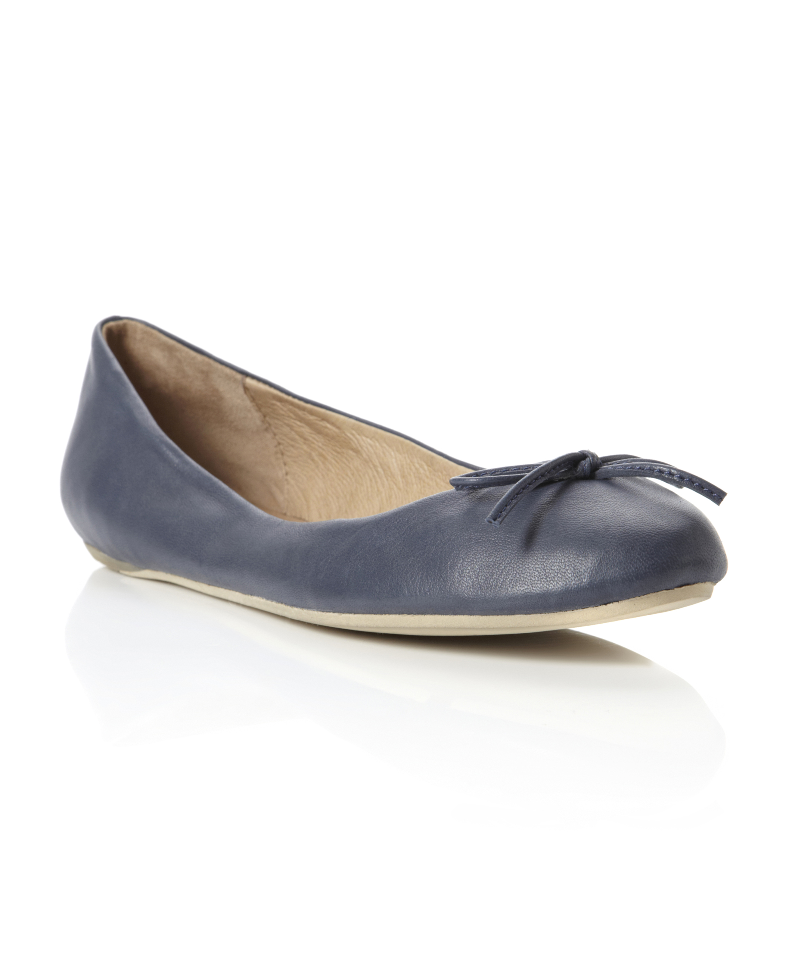 DD4-DUNE-WOMENS-MUSWELL-NAVY-BLUE-LADIES-BOW-FLAT-BALLERINA-PUMPS-SHOES-SIZE-3-8