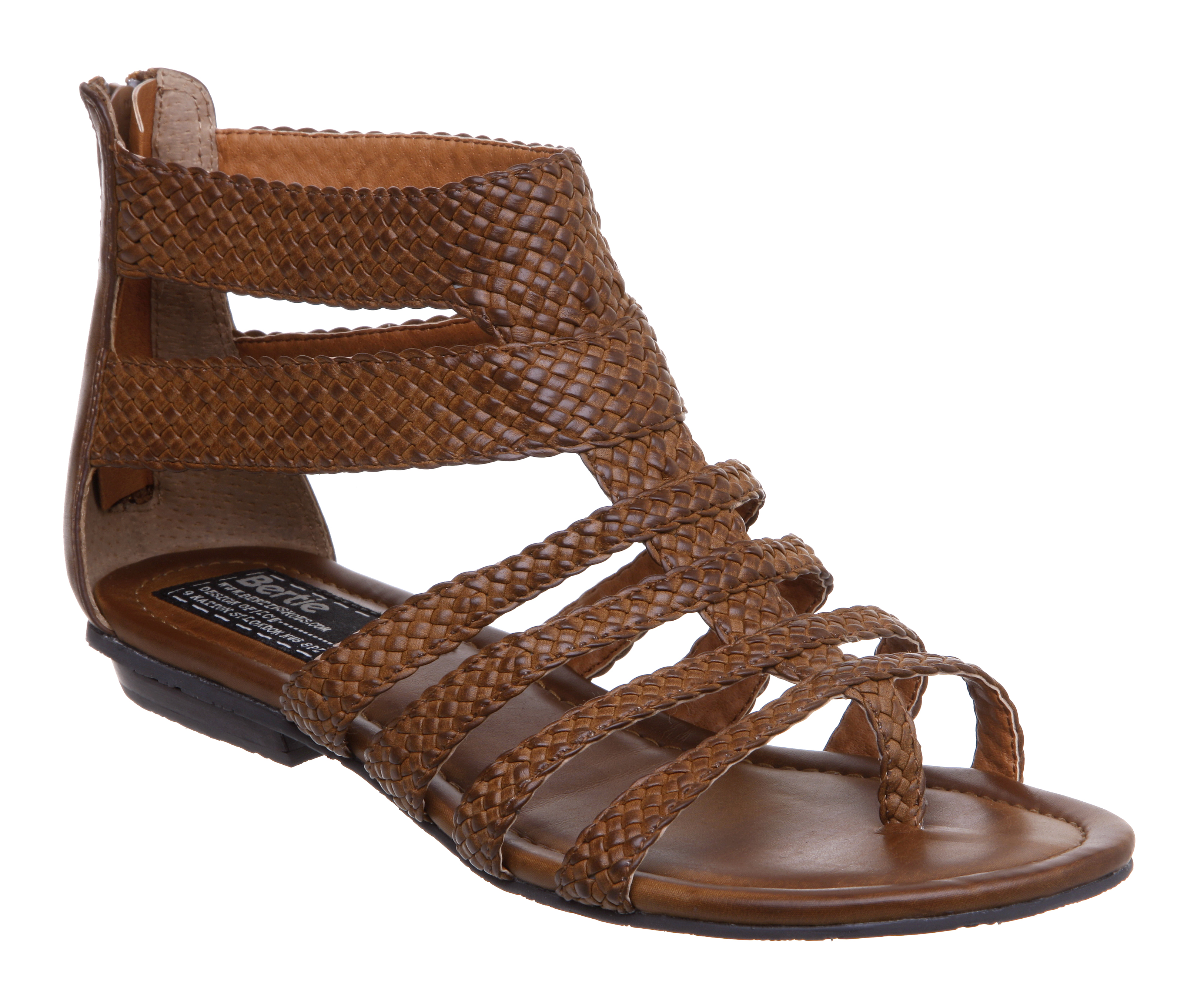Amazing  Shoes For Women L Brown Sandals With Cork Heel Designer Shoes SRW08