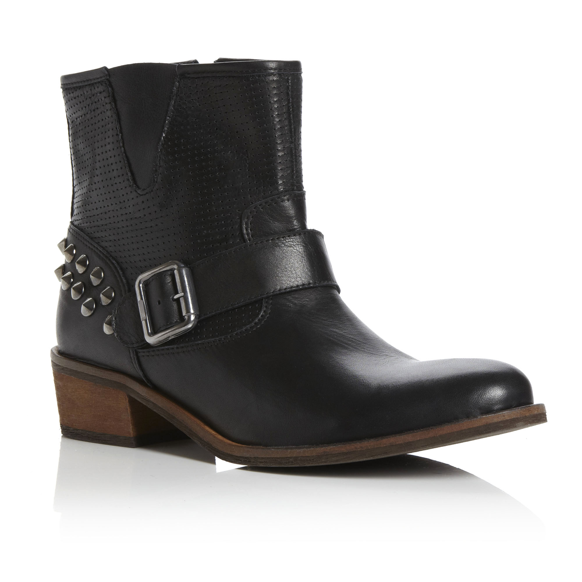 Black Womens Ankle Boots | FP Boots