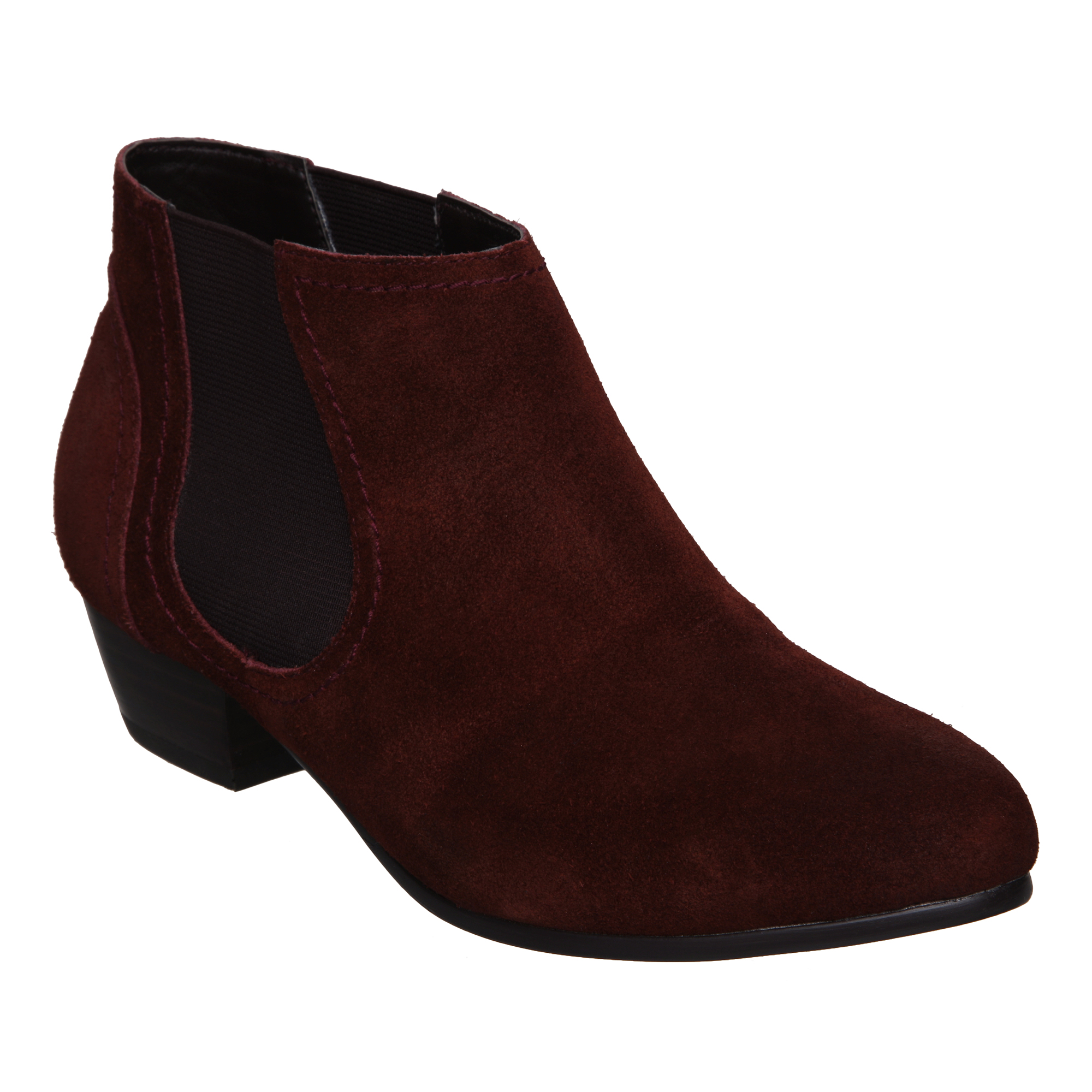 Innovative Lyst - Dorateymur Sybil Suede Boots In Red