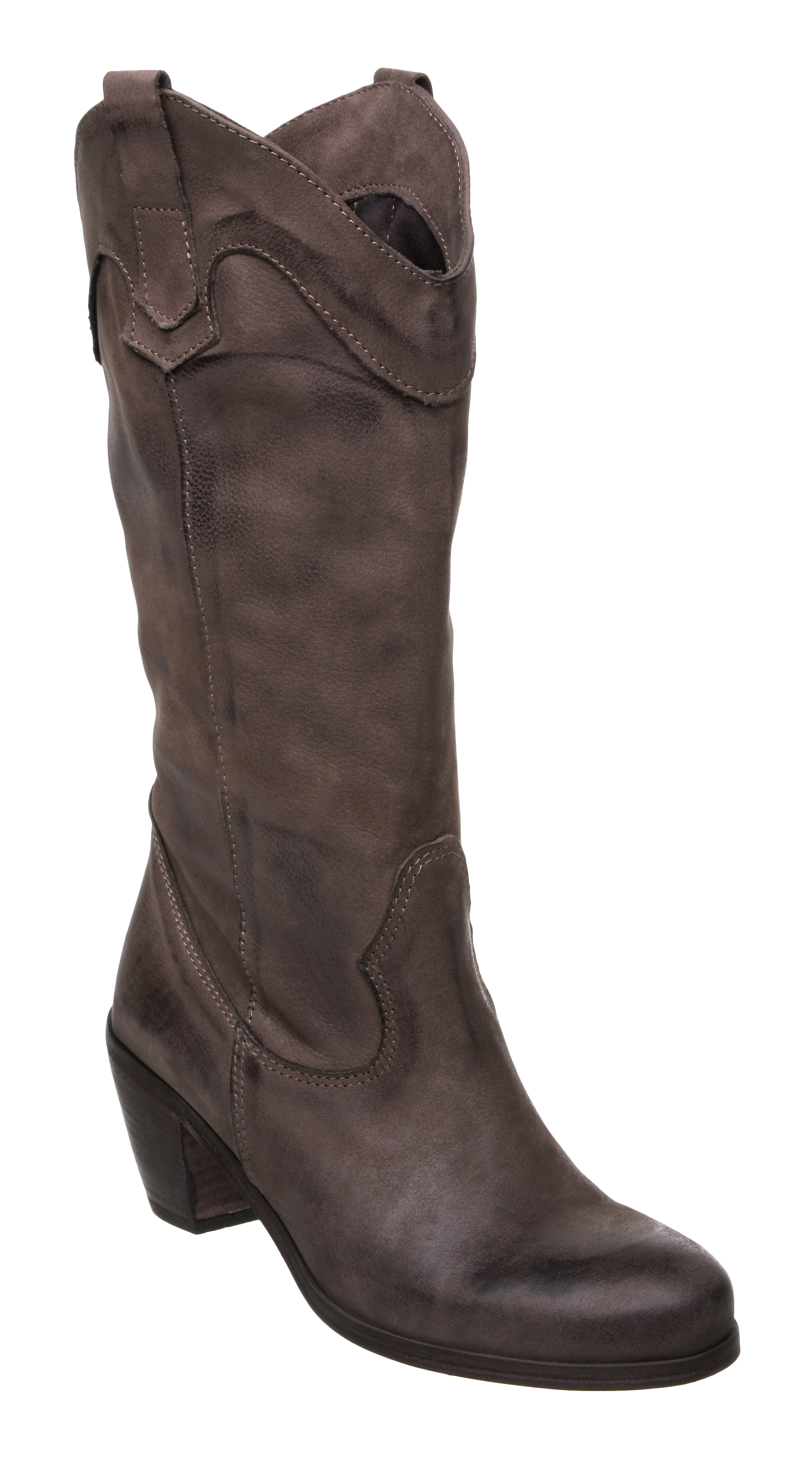 dune retreat taupe brown womens western cowboy