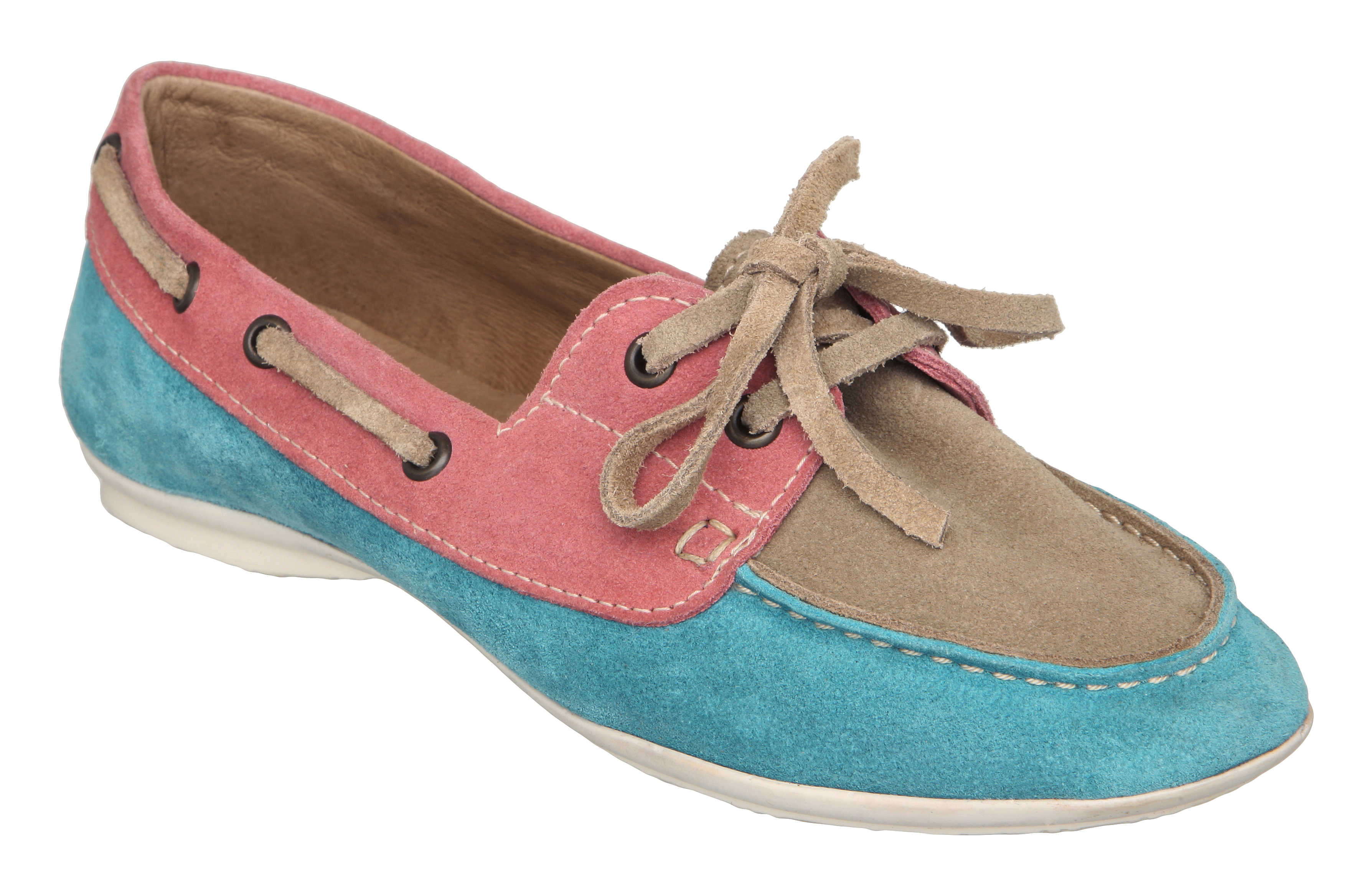 NEW-BERTIE-LADIES-MERCURIO-MULTI-COLOURED-SUEDE-LOAFERS-MOCCASIN-SHOES-SIZE-3-8