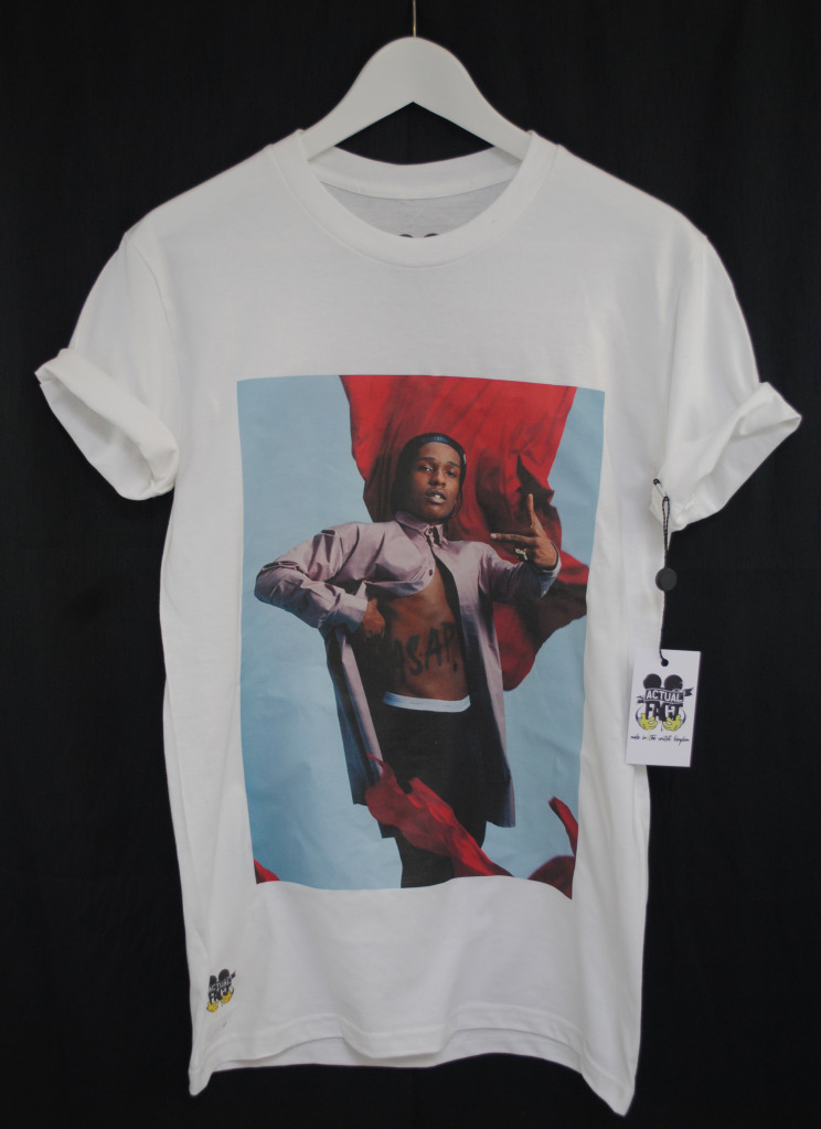High quality Asap Rocky inspired T-Shirts by independent artists and designers from around the kcyoo6565.gq orders are custom made and most ship worldwide within 24 hours. High quality Asap Rocky inspired T-Shirts by independent artists and designers from around the worl.
