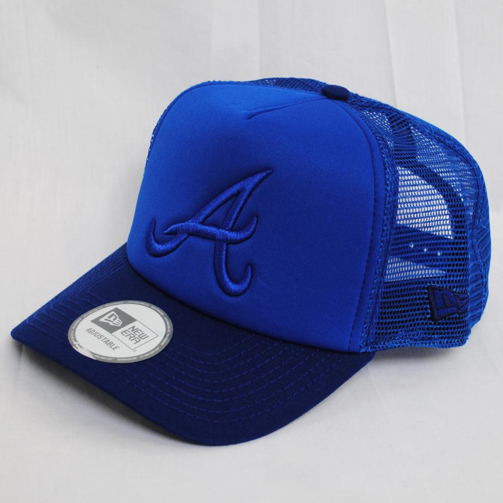 Dodger Hats Lids: New Era 940 Trucker Adjustable Yankees Dodgers Braves