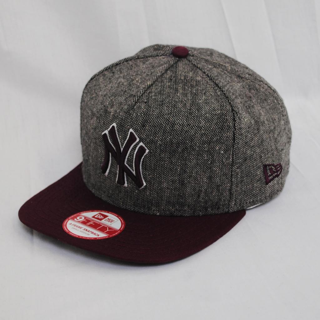 Dodger Hats Lids: New Era 9Fifty Cap Yankees Dodgers Athletics Tweed