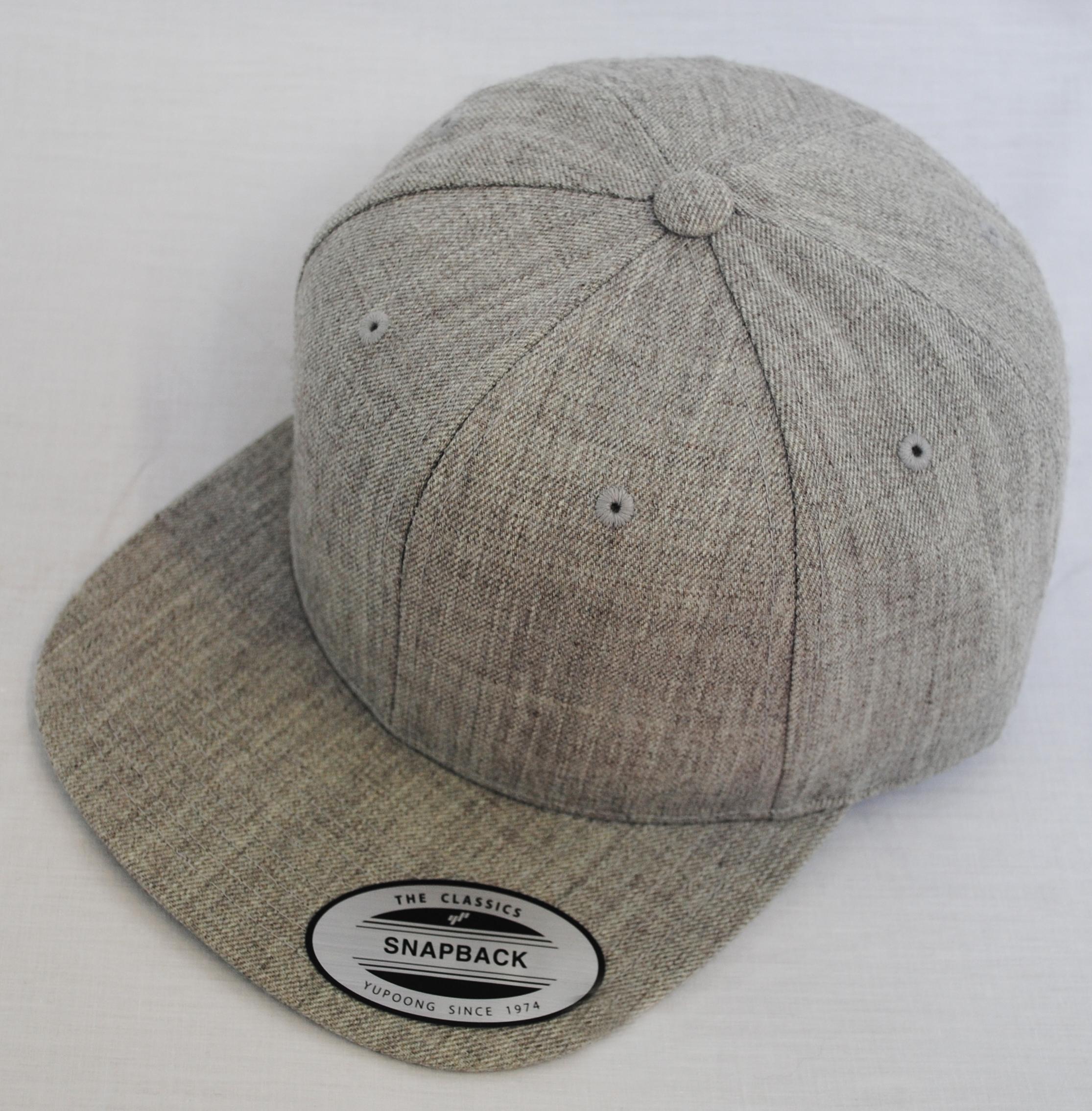 3f37acd61a2c2 NEW PLAIN FLAT PEAK RETRO SNAPBACK HAT CAP BLACK