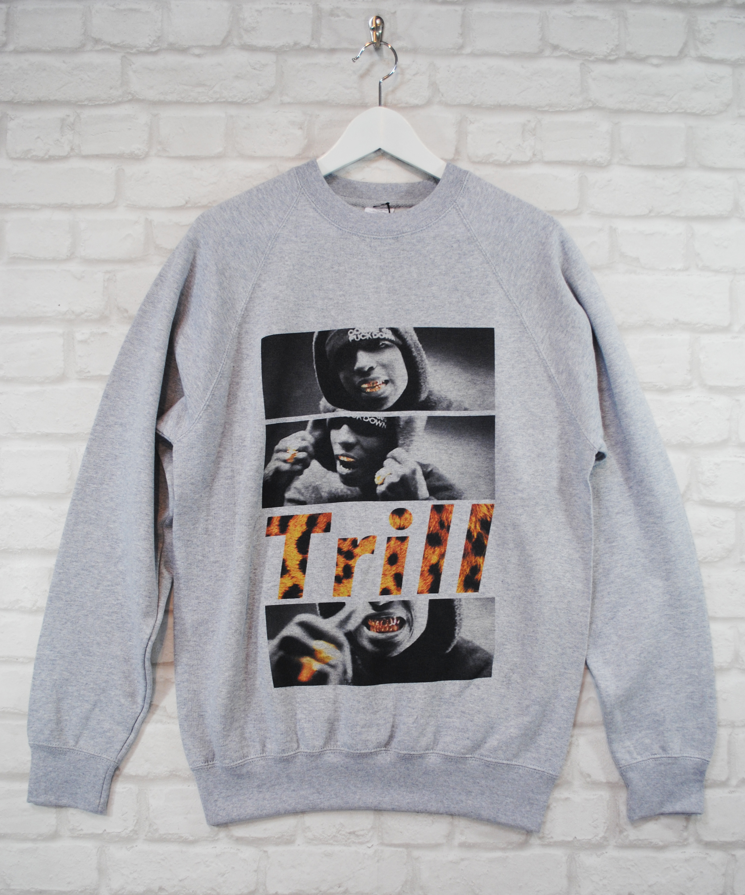 Be Unique. Shop asap rocky crewneck sweatshirts created by independent artists from around the globe. We print the highest quality asap rocky crewneck sweatshirts on the internet.