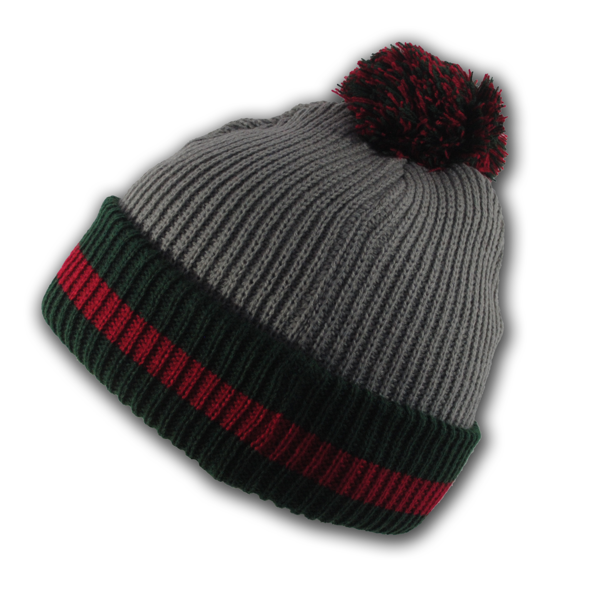 State Property Designer Style Green Red Straight Knit ...