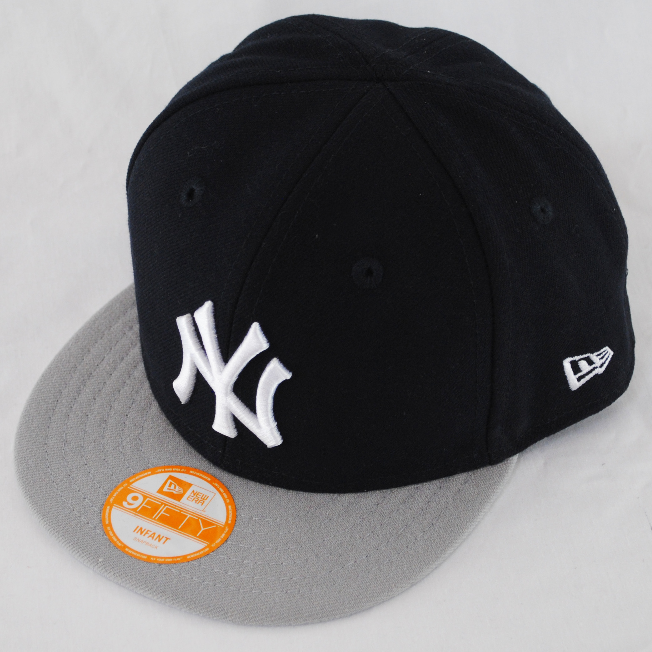 New Era 9fifty My First 1st Infant NY Yankees LA Braves Baby Kids ... 01a3f87c639