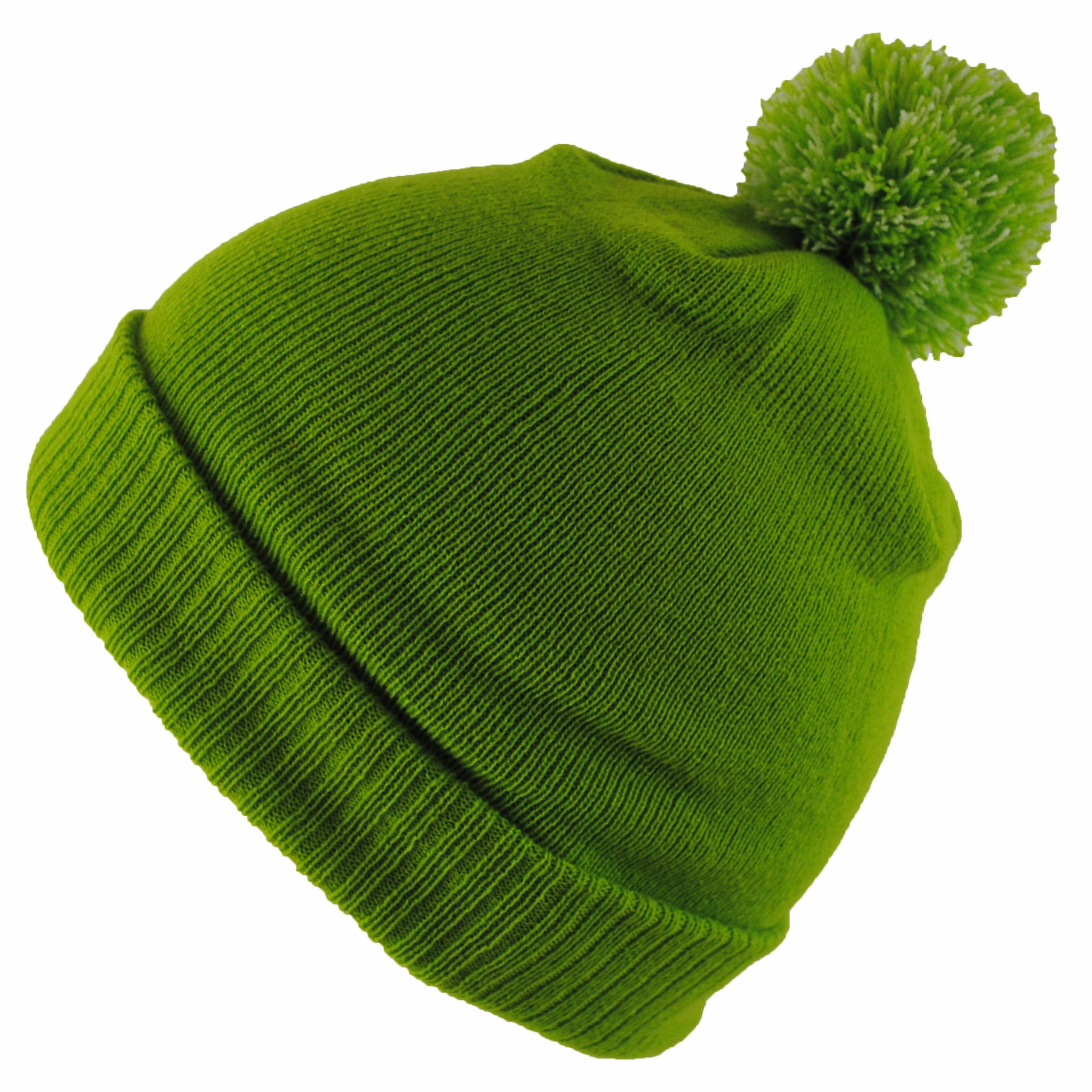 Resultado de imagen de green winter hat
