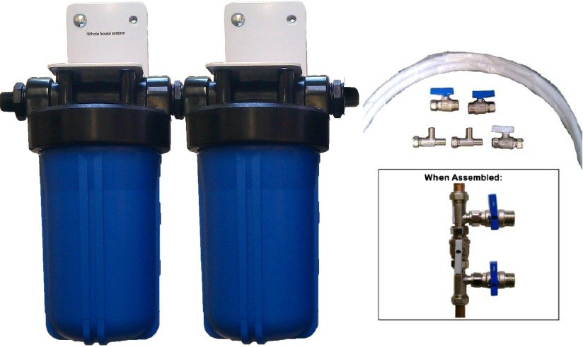 Whole House Water Softener 19