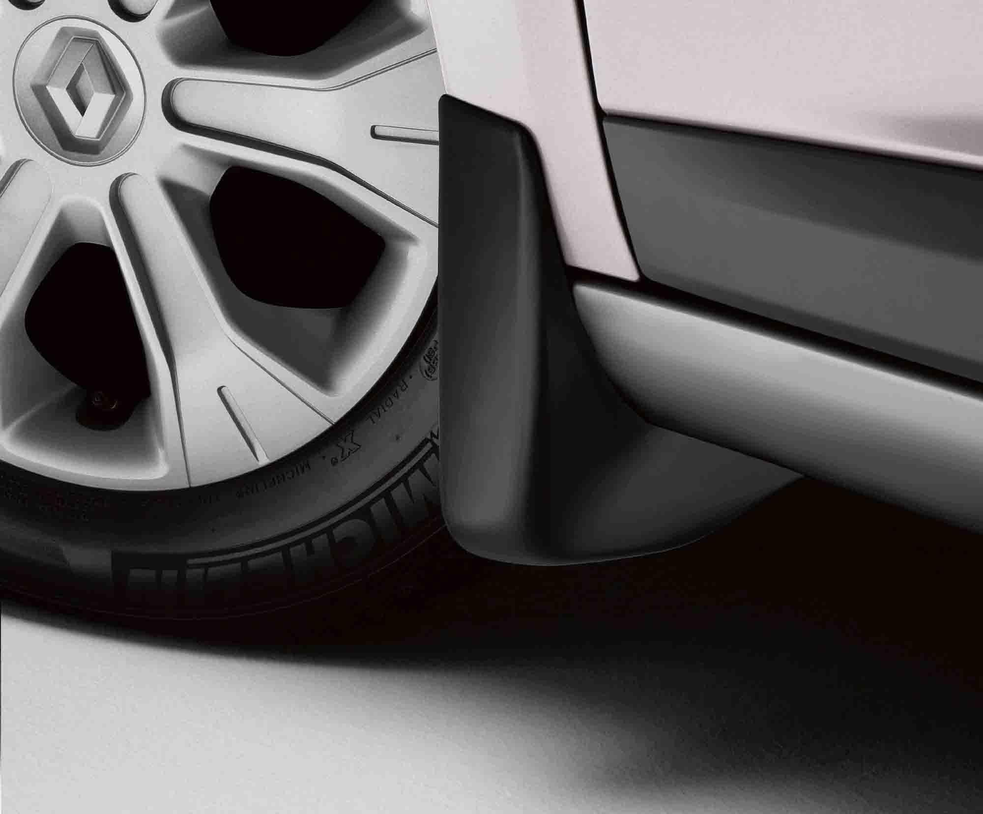 Renault Megane Sport Tourer Fuse Box : Renault genuine megane iii range front mudguards mud flaps