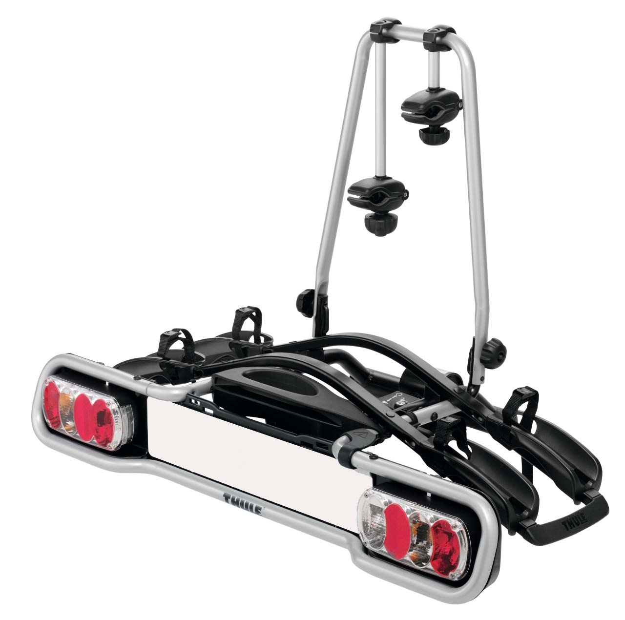 renault genuine thule euroride 941 towbar mounted 2 bike. Black Bedroom Furniture Sets. Home Design Ideas