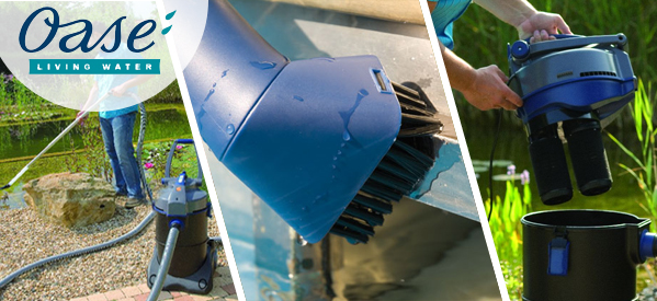Read: Getting the most out of your pond vacuum