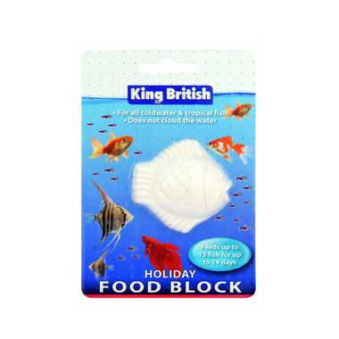 King British 14 Day Holiday Aquarium Blocks
