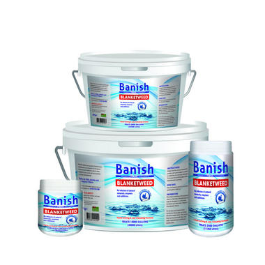 Banish Advanced Powder Blanketweed Treatment