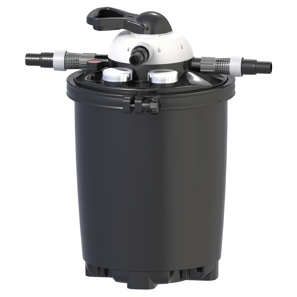 Velda clear control pond pressure filters for Best pond pressure filter