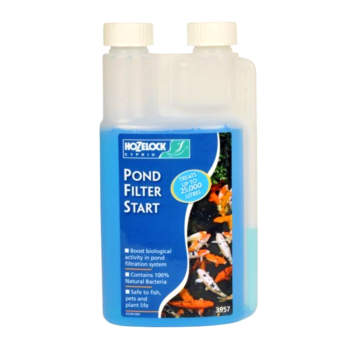 500ml pond filter start hozelock