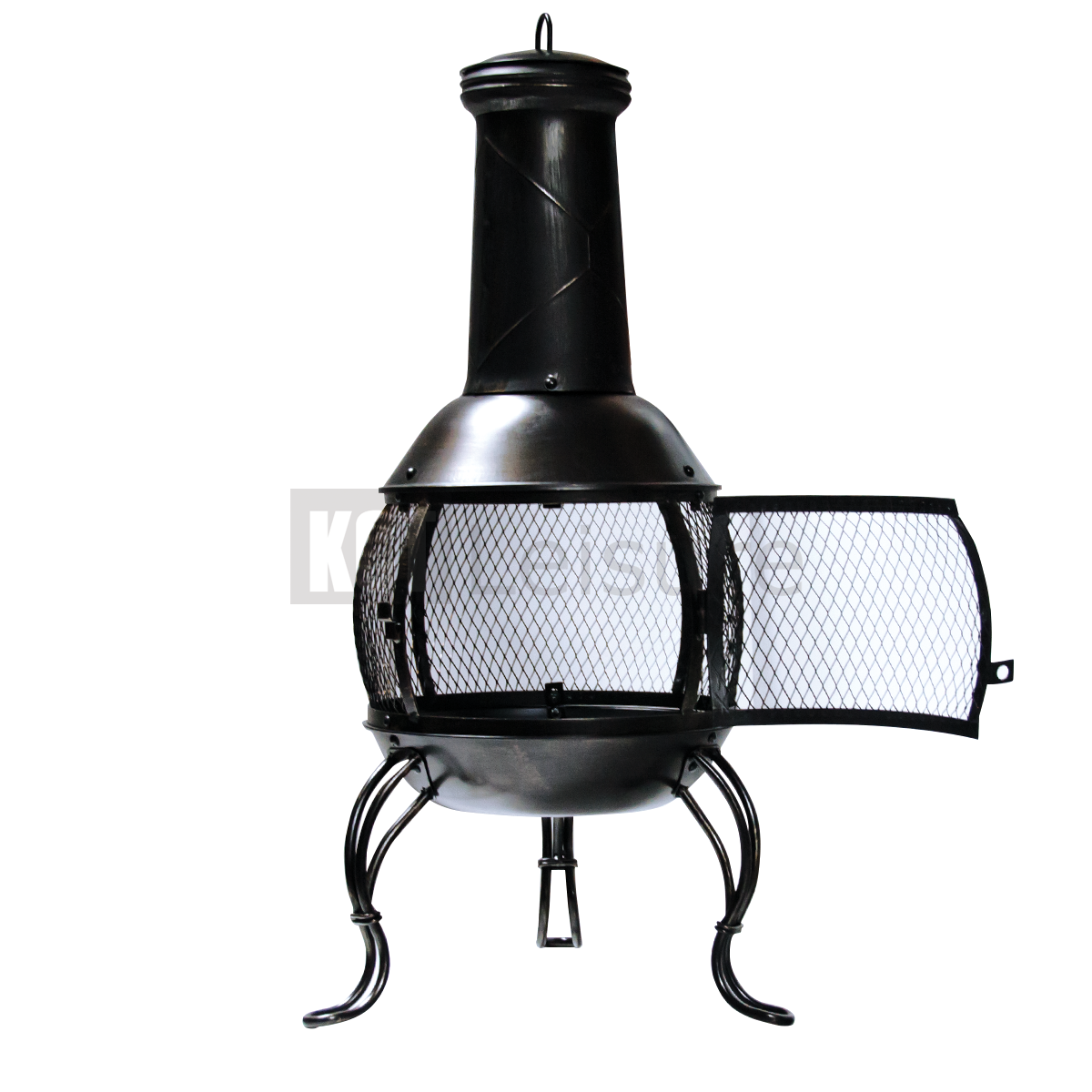 classical chiminea garden patio heater with chimney outdoor log  - classical chiminea garden patio heater with chimney outdoor log wood burner