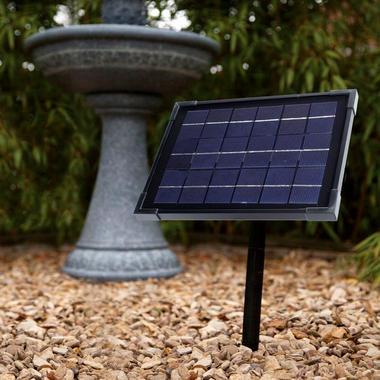 5w Liberty Mains Free Solar Panel - Blagdon