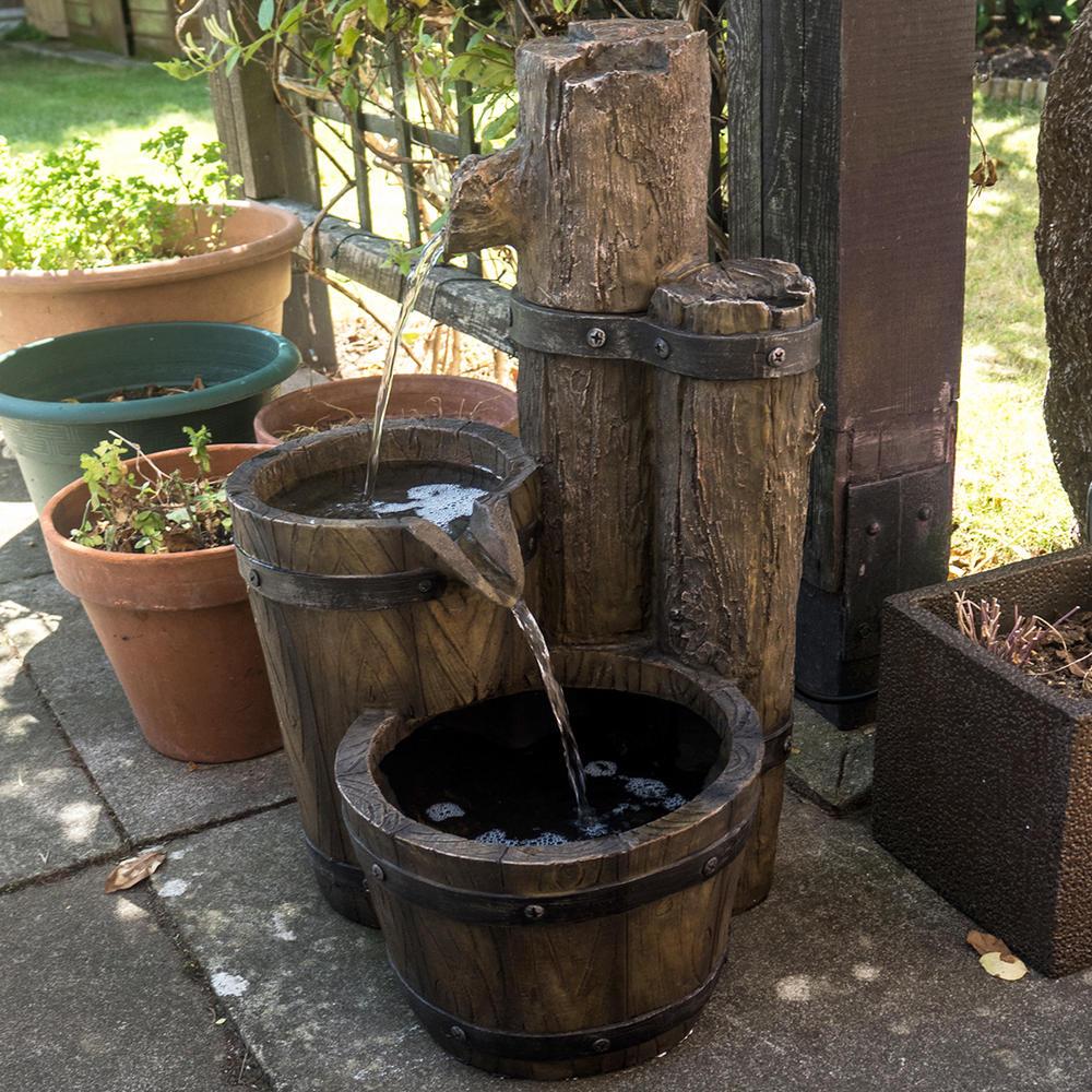 Velda Agua Azul Tubs Outdoor Water Feature