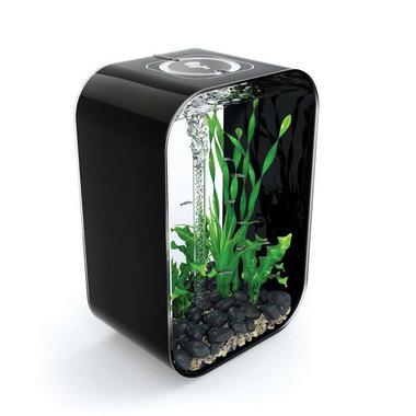 BiOrb Life 45L Black Aquarium with Intelligent LED Lighting