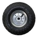 "10"" 4.10 /3.50 - 4 Replacement Garden Trailer Wheel"