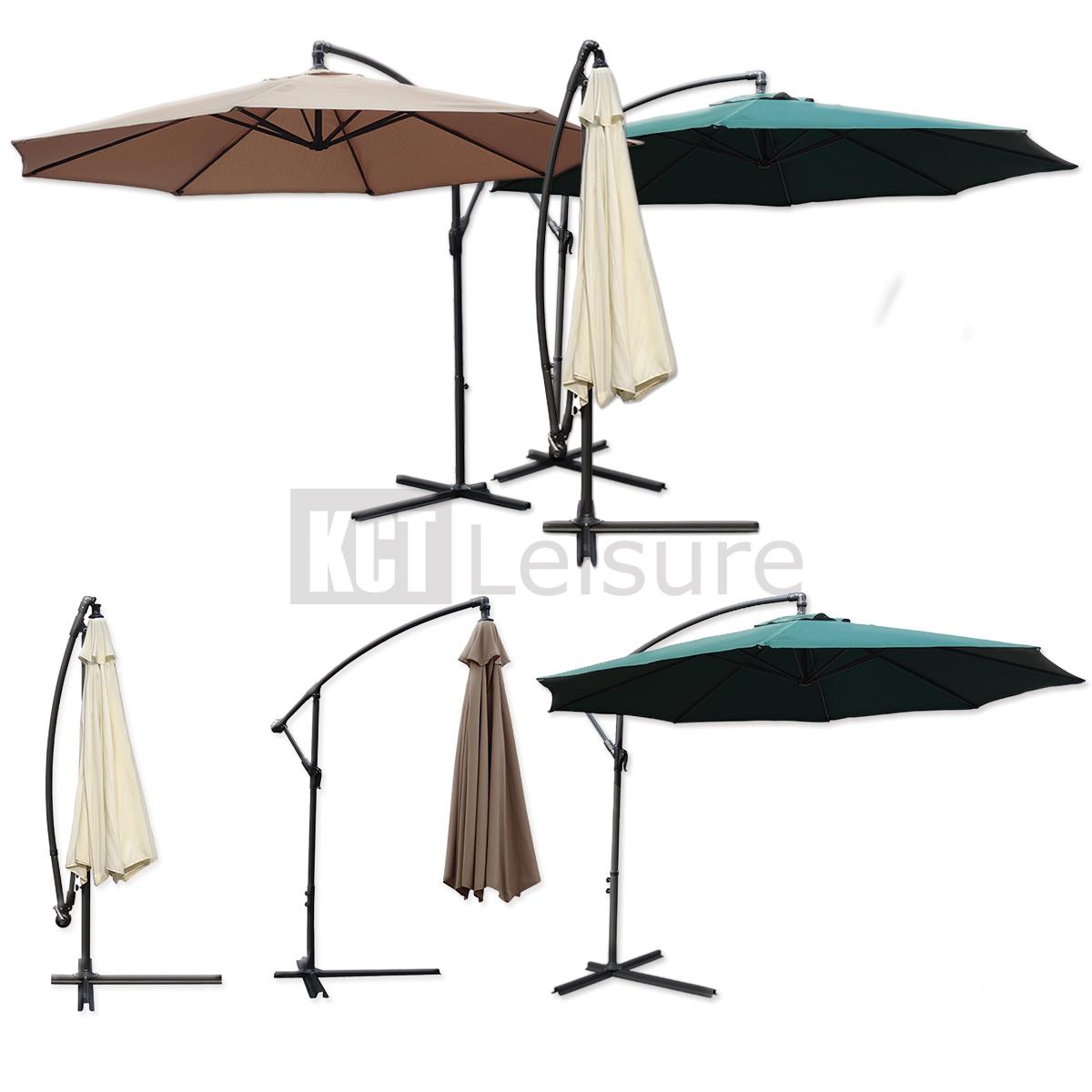 how to close and open maglione cantilever umbrella