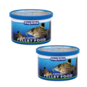 Twin Pack King British Catfish Pellets Fish Food 200g