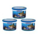 Triple Pack of King British Catfish Pellets Fish Food 200g