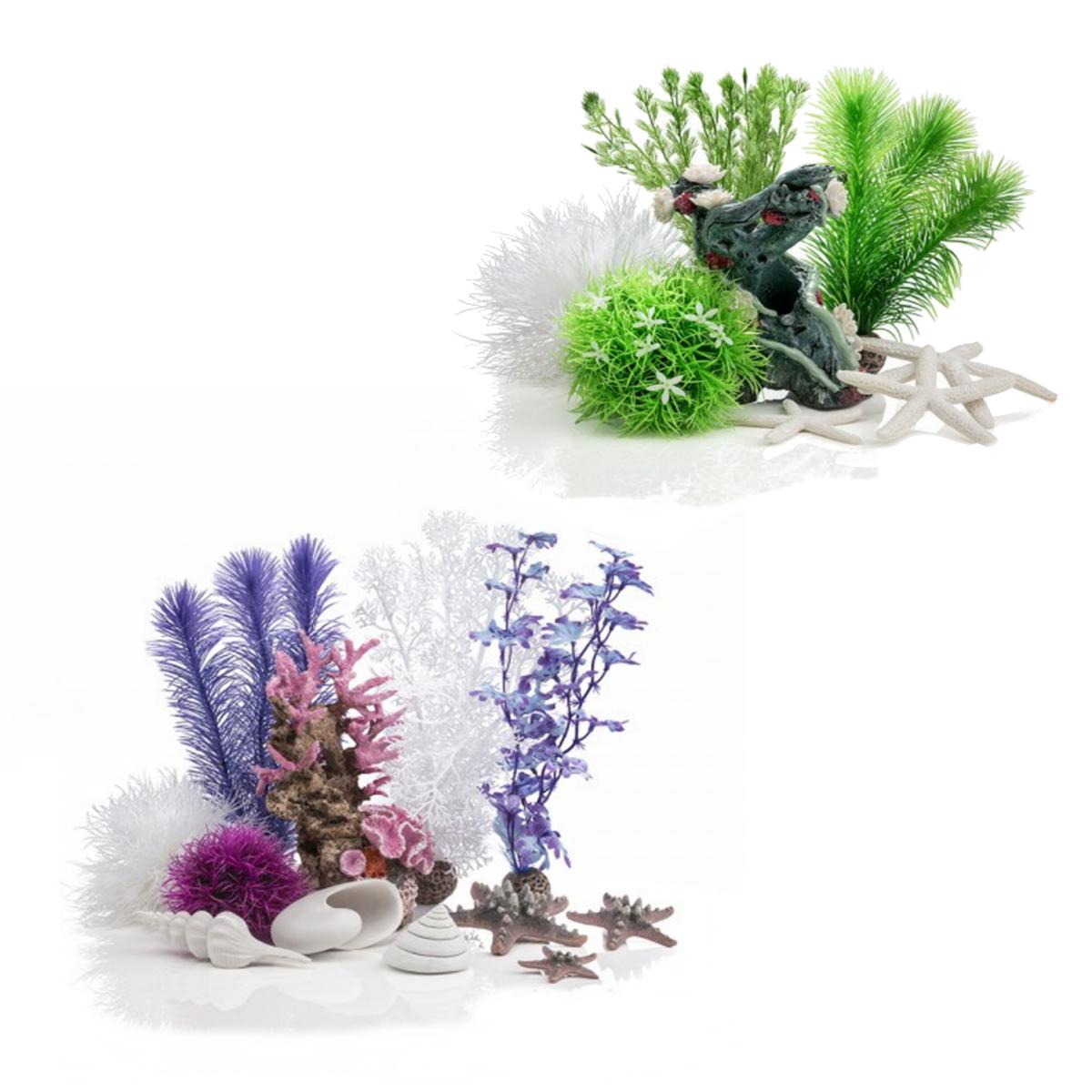 Oase biorb aquarium complete decor sets for Aquarium decoration kits