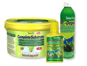 Aquarium Plants, Gravels and Substrates