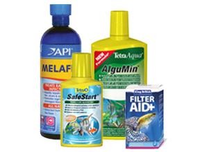Aquarium Water Treatments