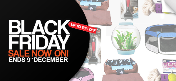 Black Friday Sale Now on at Aquatix-2u