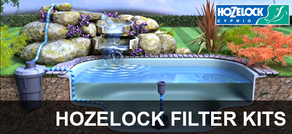Hozelock Filter, Pump and UVC Products