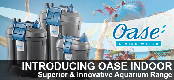 The New Oase Aquarium Range