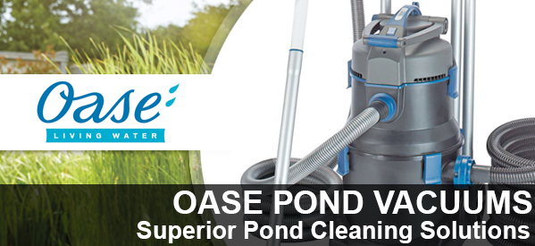 Oase Pond Pondovac Vaccums from Aquatix-2u