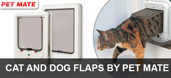 Cat and Dogs Flaps by Pet Mate